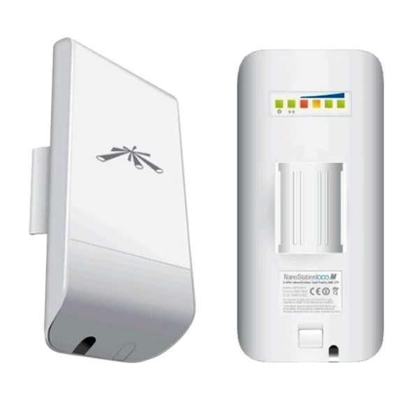 Antena LocoM5 color blanco