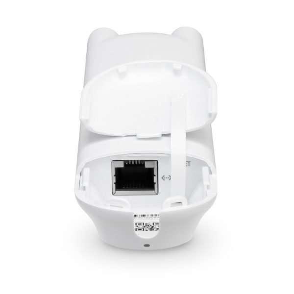 Ubiquiti UAP-AC-M UniFi, Antena Omnidireccional doble banda en 2.4Ghz y 5Ghz simultáneo, Dual Band, potencia 22dBm. Para uso en exteriores.