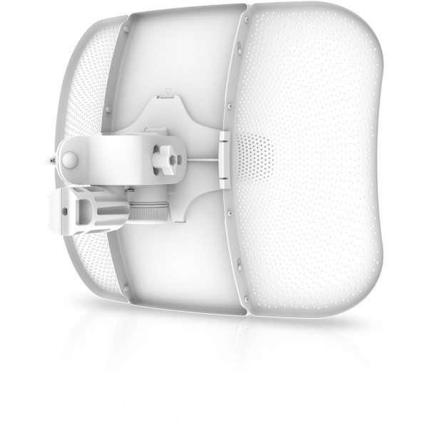Ubiquiti LBE-5AC-GEN2 Litebeam 5AC Generación2 es un AP/Cliente con Antena de 23dBi, potencia max. 25dBm.airMAX AC, diseñado para exteriores.