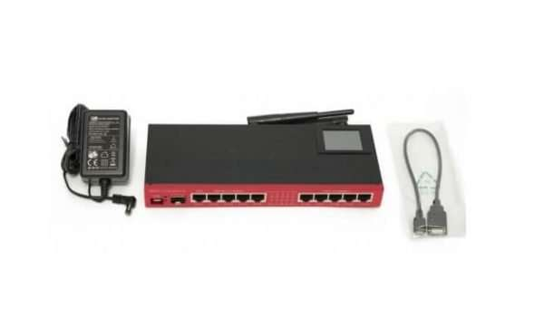 RouterBoard 2011UiAS-2HnD-IN 2.4GHz