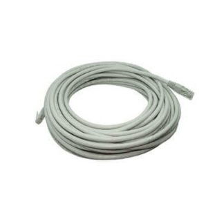 Patch Cord AM-PC6-15 Cable UTP Cat6 15 metros Gris