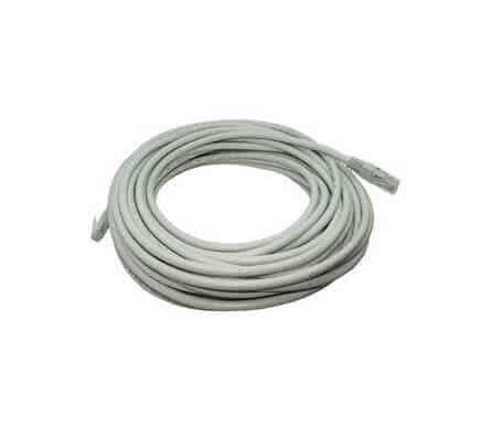 Patch Cord AM-PC6-15 Cable UTP Cat6 15 metros Gris