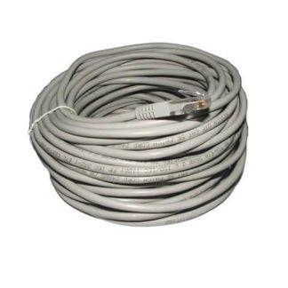 Patch Cord AM-PC6-20 Cable UTP Cat6 20 metros Gris
