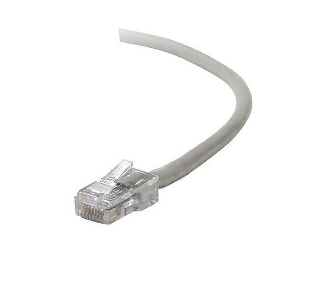 Patch Cord AM-PC6-20 Cable UTP Cat6 20 metros Gris