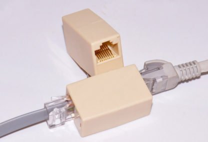AM-UNRJ45 Union para cable RJ45