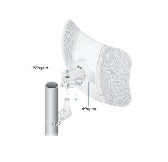 LiteBeam M5 LBE-5AC-GEN2 Antena 23dBi 316mW 5GHz