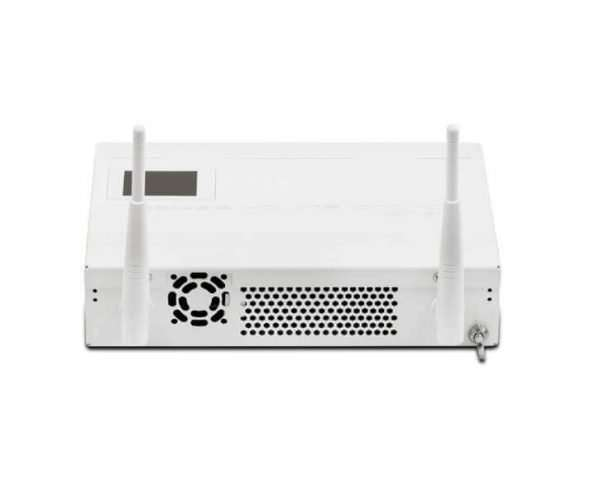 Cloud Router Switch CRS-109-8G-1S-2HND-IN 8 Puertos Gigabit