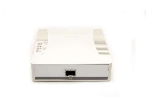 Switch RB260GSP 5 puertos PoE Gigabit Ethernet con 1 SFP