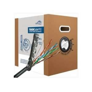Ubiquiti TC-PRO Rollo de Cable Blindado con papel aluminio FTP ToughCable PRO 305mts outdoor.