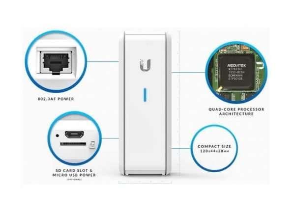 UC-CK Controlador UniFi 1 Puerto Gigabit