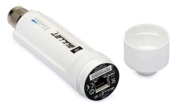 BulletM2 HP 630mW 802.11g 2.4GHz