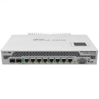 Router rackeable gigabit de alta capacidad de forma rectangular