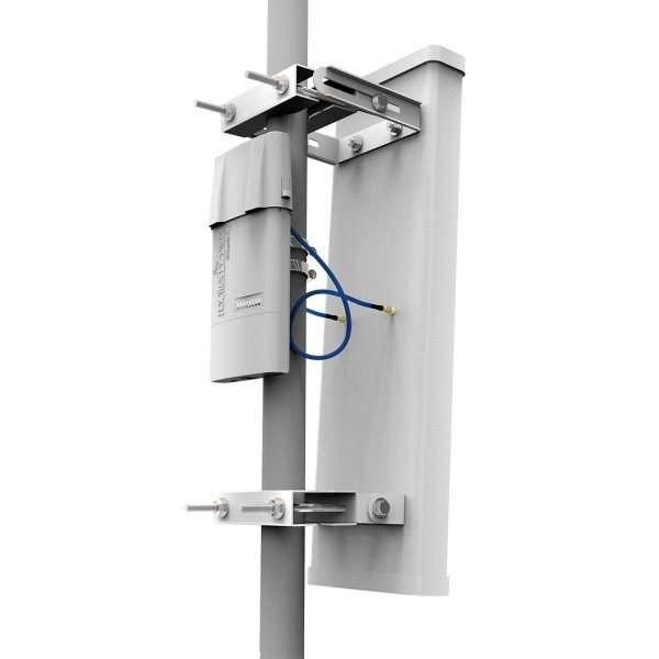 punto de acceso inalámbrico blanco para WISP