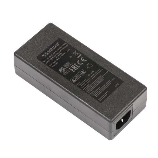 Mikrotik 48V2A96W Fuente de Poder de 48 Voltios 2 amperios hasta 96 Watts sin PoE. Número de parte MikroTik original.