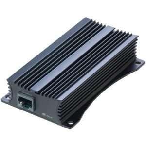 MikroTik RBGPOE-CON-HP convertidor PoE de 48 a 24 V 10/100/1000 Mbps compatible con 802.3af, compatibilidad con 802.3at PoE plus.