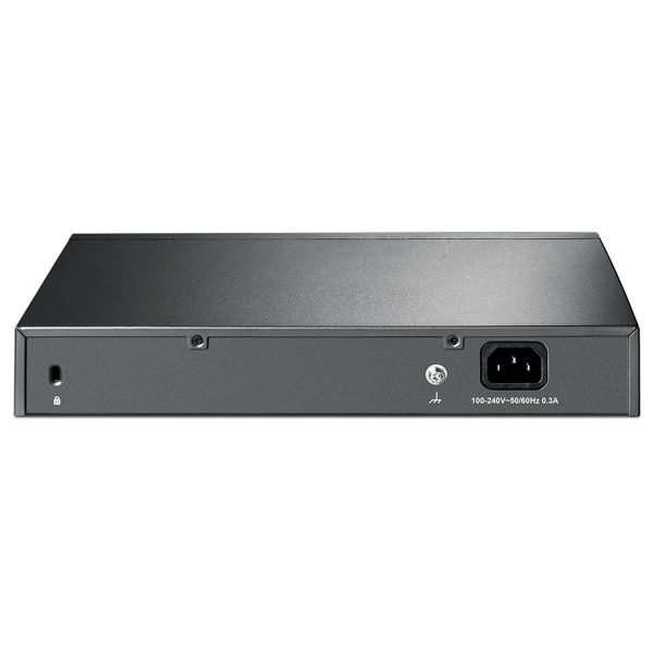 TP-Link Switch TL-SF1016D 16 Puertos Ethernet 10/100 con carcasa plástica. Para uso de escritorio en interiores.