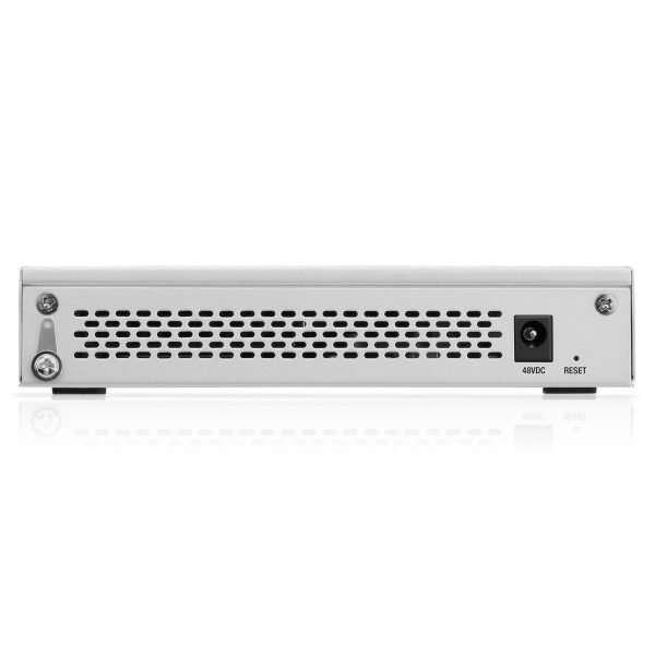 Ubiquiti UniFI Switch US-8, 8 Puertos Gigabit gestionable. Capacidad de switching de 16Gbps.
