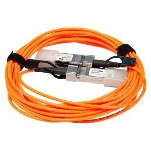MikroTik cable transceptor S+AO0005 de 5m de SFP+ a SFP+ para conexión directa.
