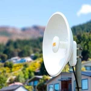 Mimosa C5x AP Kit AC con antena plato dish de 25dBi, potencia max. 27dBm. PTP hasta 700Mbps con puerto gigabit. Outdoor.