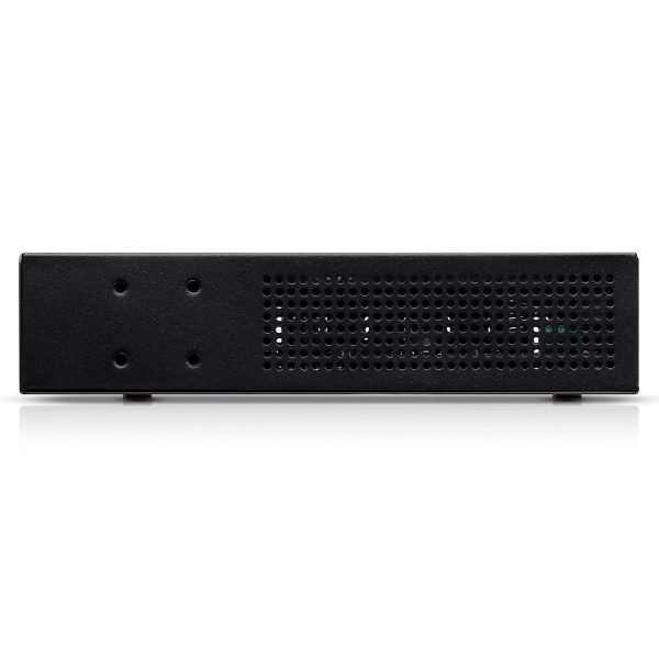 Ubiquiti ER-12 poderoso enrutador de 10 puertos Gigabit mas dos SFP con tecnología EdgeMAX. Desktop.