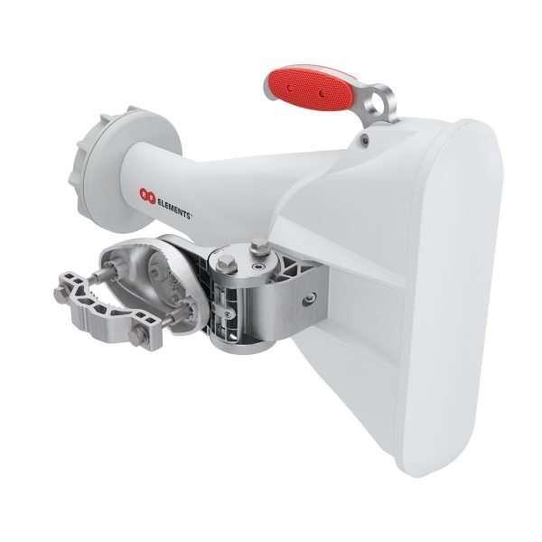 RF Elements HG3-TP-A60 Sectorial Simétrica Horn de 60 grados de cobertura en 5GHz de 17dBi conector TwistPort. Para uso en exteriores.