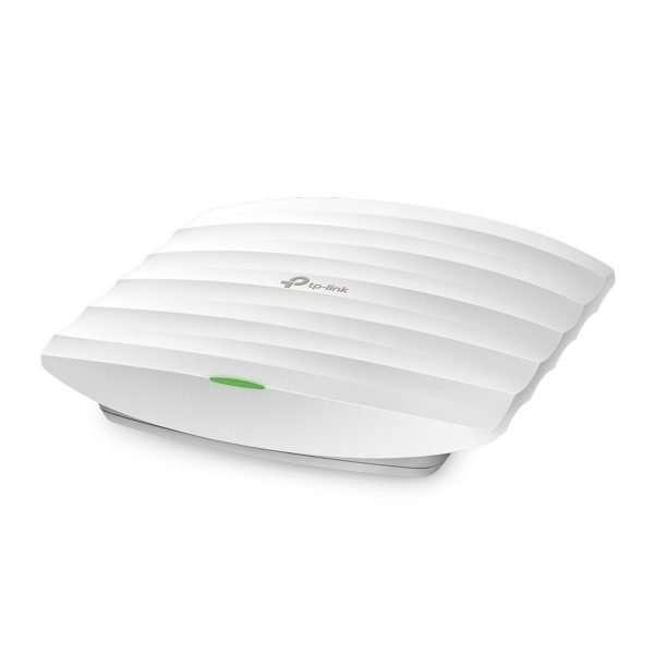 El TP-Link EAP115 es un Punto de Acceso 2.4GHz N300 para Interiores compatible con el sistema Oda Controller para redes unificadas.