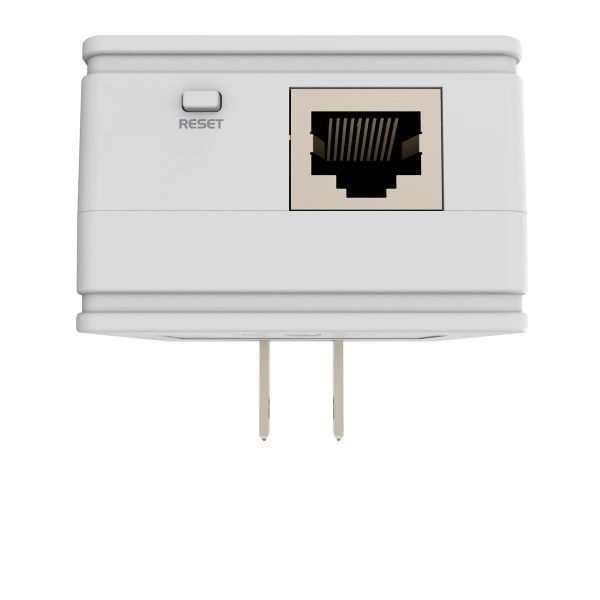 El MikoTik PL6411-2nD es un AP Wi-Fi que permite conectar varios AP en entornos con paredes gruesas a través de la fase electrica sin cables, tiene CPU de 650MHz, 64MB de RAM, potencia max. 22dBm. Para interiores. Lv4.