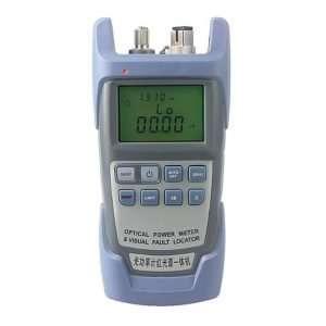 Vista frontal de power meter con VLF connection CMD-2112