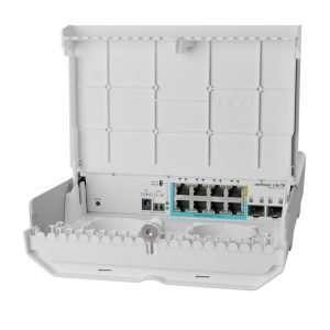 Compuerta de netPower Lite 7R abierta