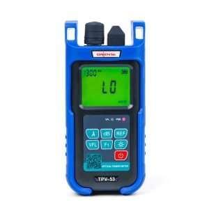 Tester power meter para Fibra Optica Orientek TPV-53